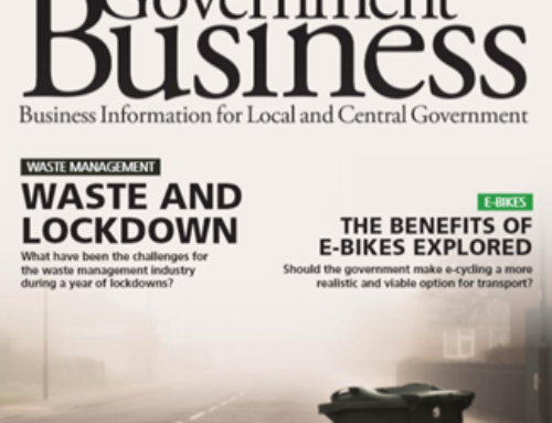 Enabl AI featured on Government Business